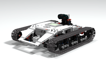 Drive the formula ev3 with the ir remote smallrobots ev3 tracked explor3r an autonomous tracked vehicle with ev3dev sciox Gallery