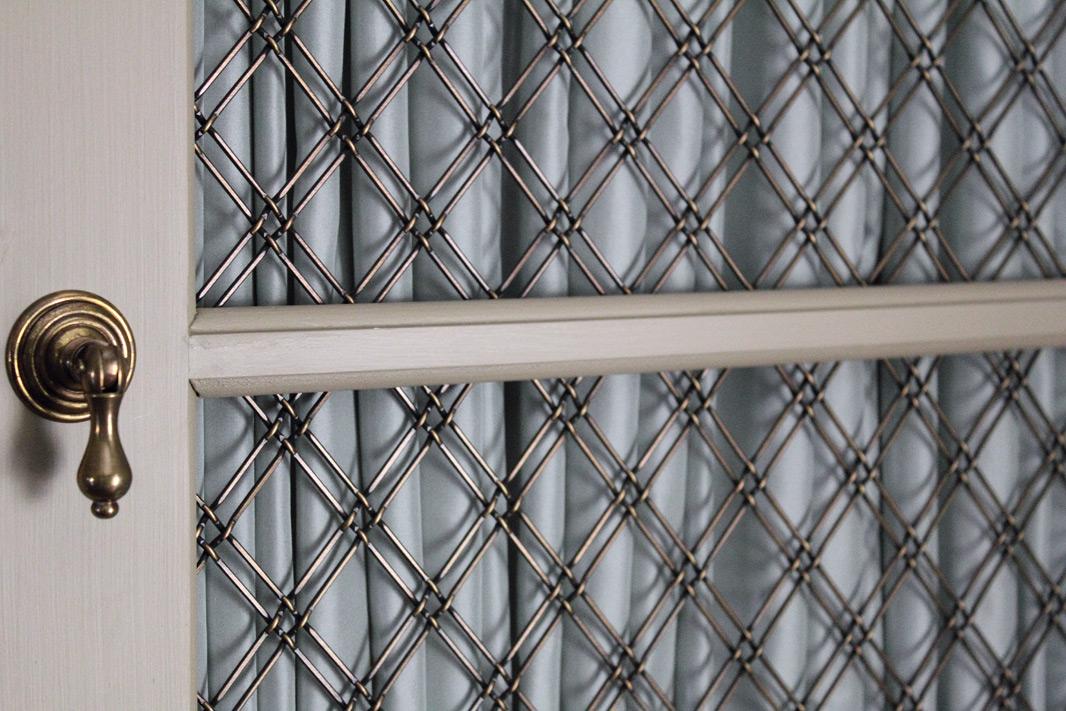 Decorative Wire Grille – smallrooms®