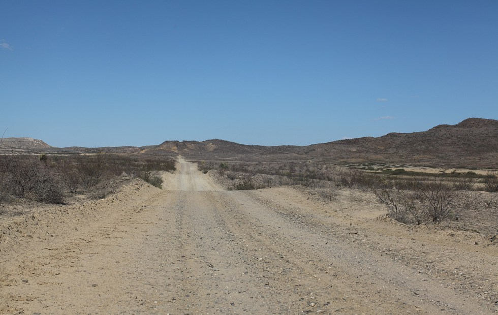 'Off the Grid in West Texas'