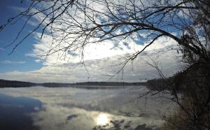 Lake 26 in Burnett County, Wisconsin