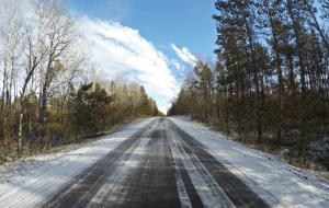Lake 26 Road - Looking East