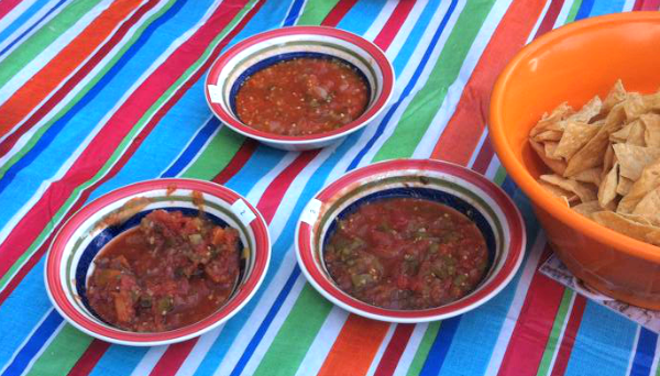 Salsa Contest; Salsa; Tomatoes; Peppers; Canning