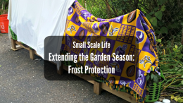 Frost; Frost Protection; Extending Garden Season; Raised Beds; Garden; Hybrid Rain Gutter Grow System; peppers; hydroponics; Larry Hall; Grow Bag Garden System; herbs; vegetables; wicking beds