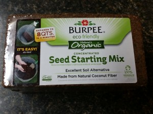 Potting Soil Challenge; Seedlings; Seeds; Indoor Garden; COIR