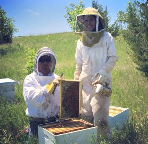 Bee; Bees; Honey; Pollen; Podcast; Small Scale Life; Homestead; Homesteading; Permaculture; Prepping
