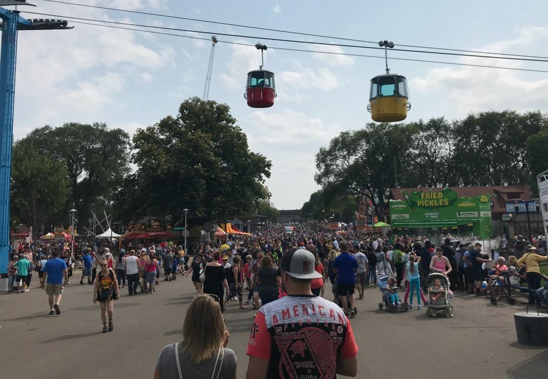 Minnesota Traditions, Labor Day 2018, community, Minnesota Fair Food