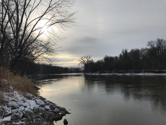 Building Community, News from Around the Bend, Tribe, Blog, Minnesota Sunrise, Sunrise