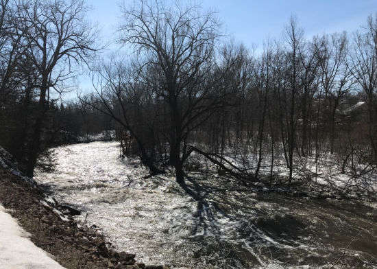 Building Community, News from Around the Bend, Tribe, Blog, Minnesota Flooding