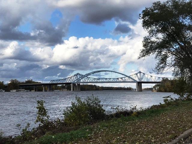 Mississippi River, Prairie du Chien WI