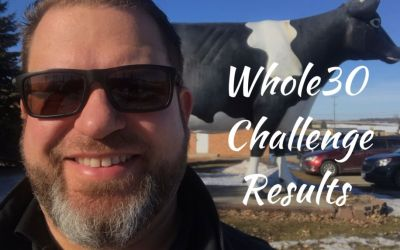 Whole30 Challenge Results and Thoughts