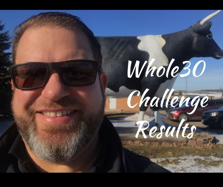 Whole30 Challenge Results