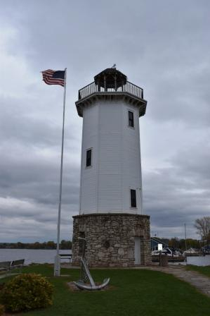 Lighthouse; Guiding Words; Fond du Lac, Wisconsin