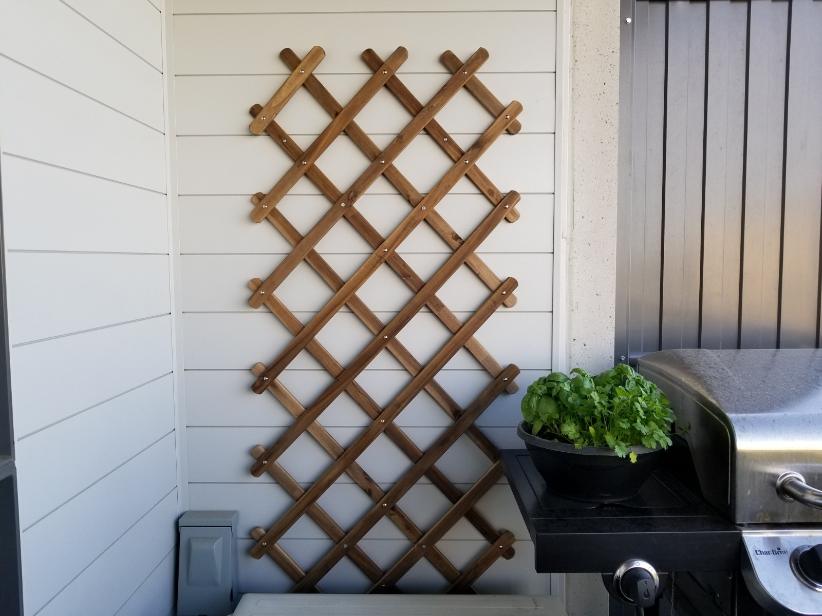 Ikea Garden Trellis