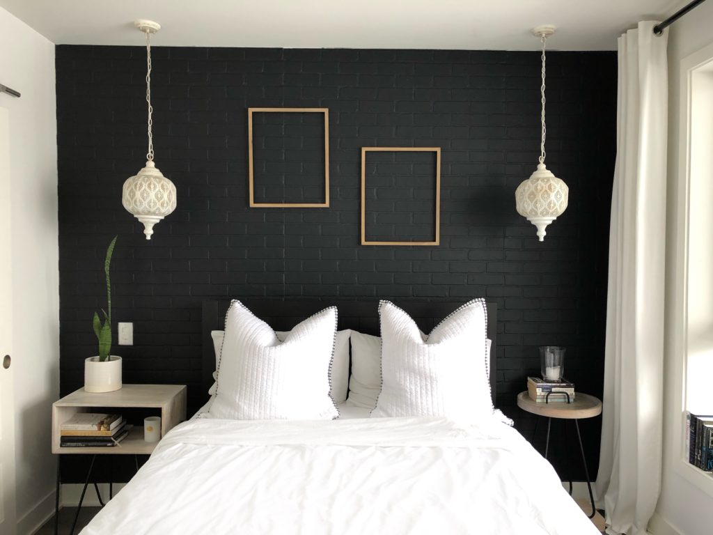 affordable accent wall ideas