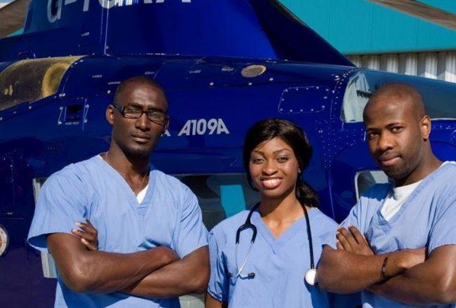 Meet the entrepreneur behind West Africas first indigenous air ambulance service  Smallstarter