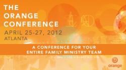 Orange Conference 2012 Edition