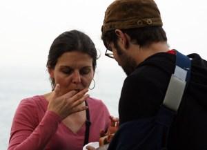 Finger Licking Quinn Dombrowski