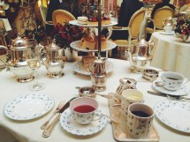 Afternoon Tea Ritz London - Small Towns & City Lights