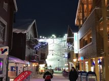 Dream Trip Levi Finland - Small Towns & City Lights