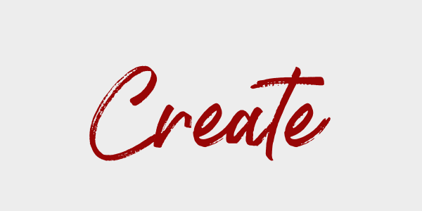 One Little Word 2021 - Create