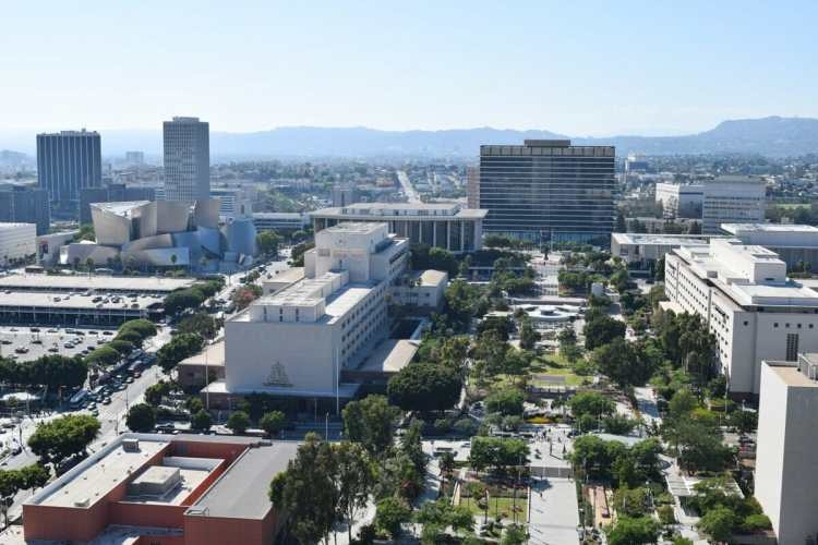 los angeles itinerary