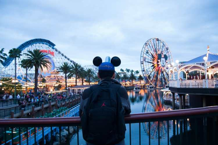 Prolonging the Magic: A Day In Disneyland