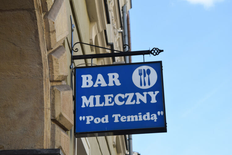 An Introduction to Polish Milk Bars