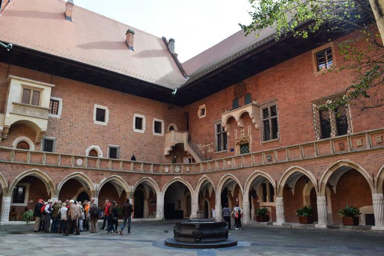 krakow itinerary