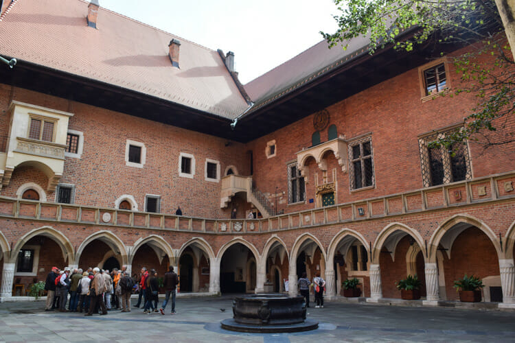 3 days in Krakow