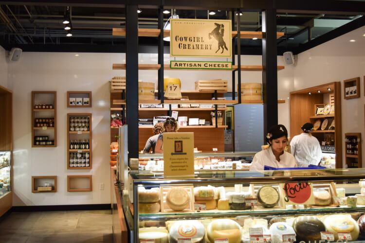 san francisco ferry building food