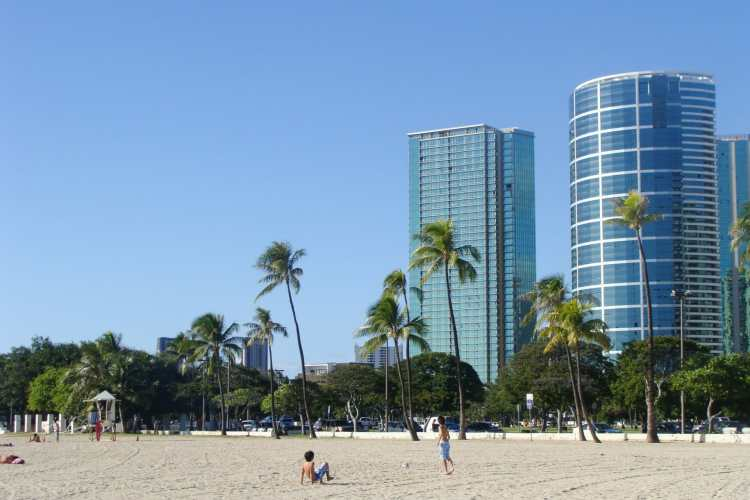 honolulu itinerary