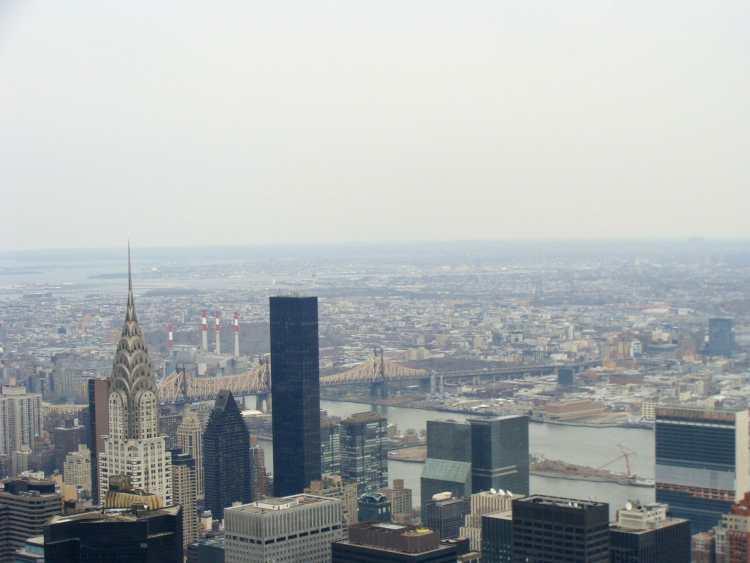 new york itinerary 4 days