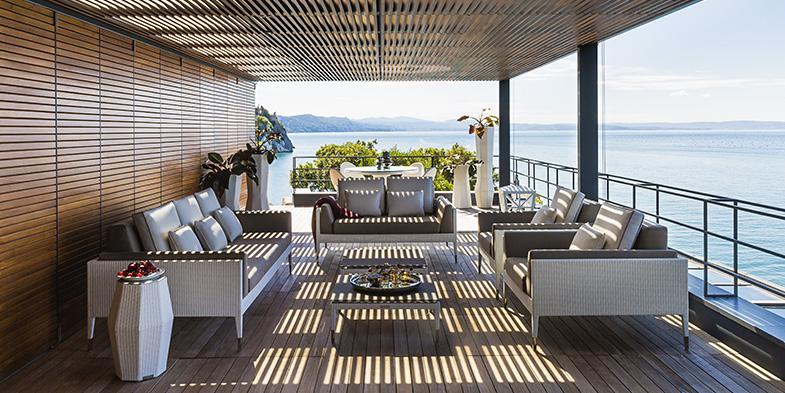 Arredare la casa al mare con la ricercatezza dei mobili Smania  Blog Smania