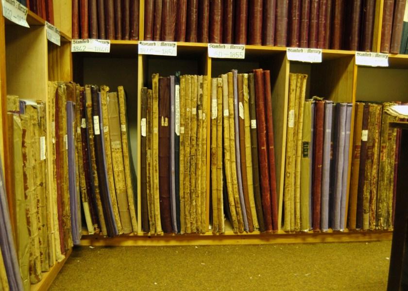 Stamford Mercury Archive