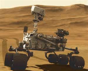 Curiosity and the red planet – day 21