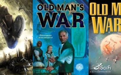 Book review: Old mans war series (4 books so far)