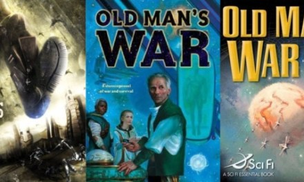 Book review: Old mans war series (4 books so far)