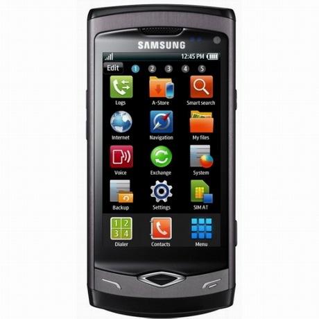 Samsung Wave S8500 Bada sur America
