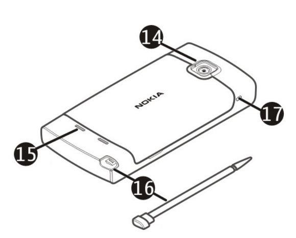 Nokia 5250 podría ser el smartphone Symbian^1 mas barato