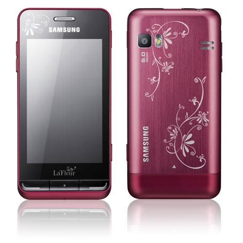Samsung la fleur wave 723