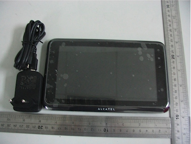 alcatel OneTouch T60 tablet Android