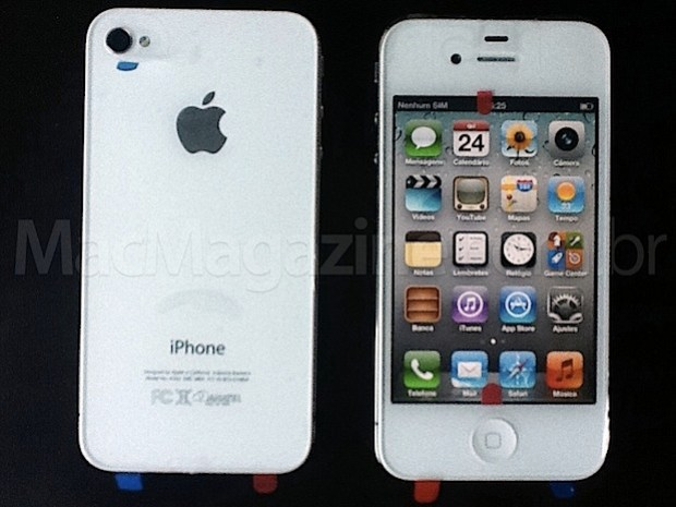 iPhone 4 8GB Anatel