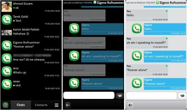 wazapp para Nokia N9