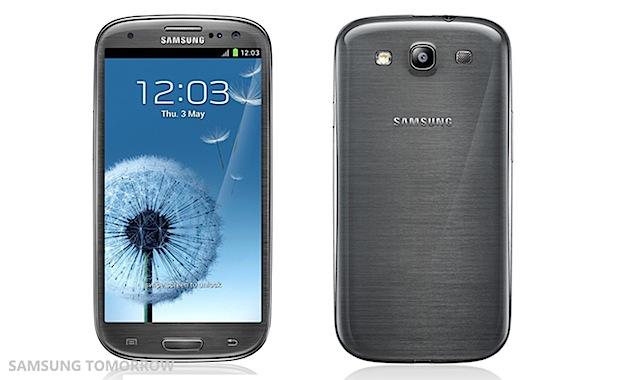 Galaxy S3 gris