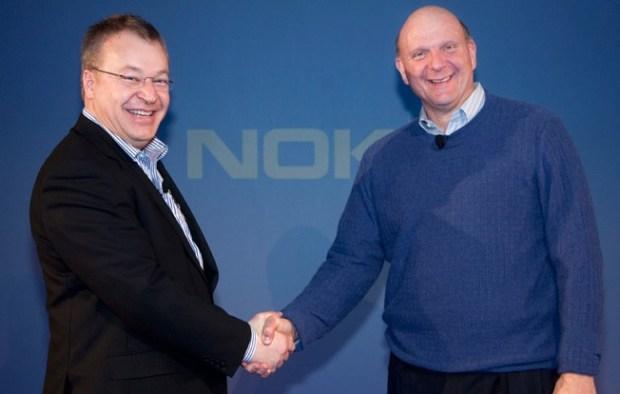 Nokia Microsoft® licencias
