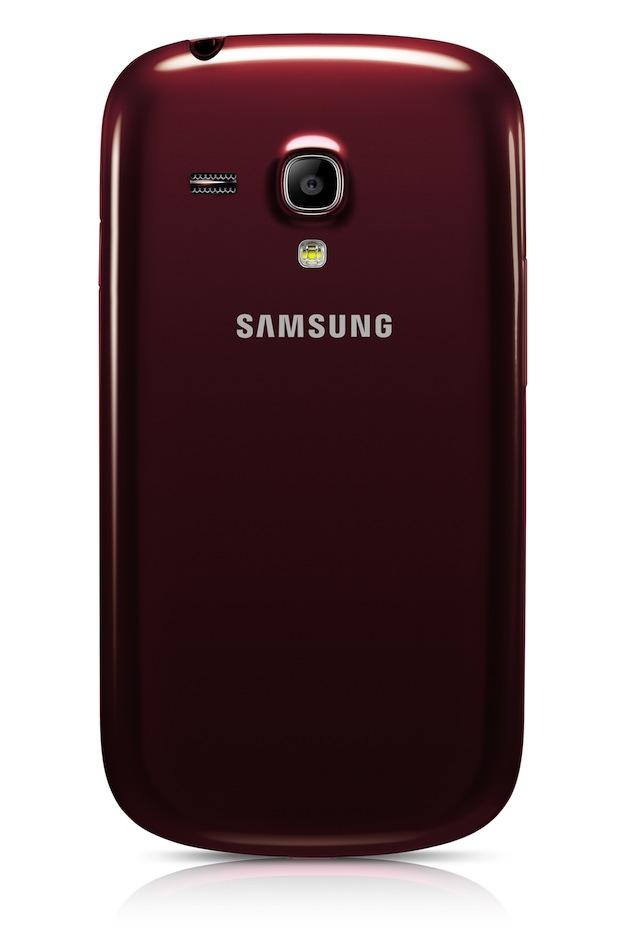 Galaxy S3 mini rojo
