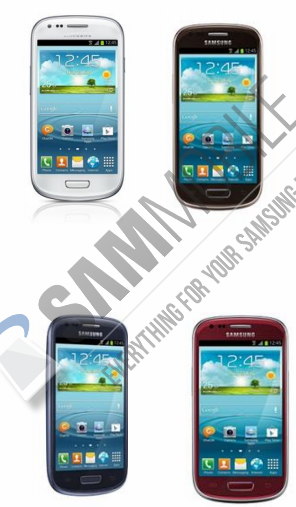 Galaxy S3 colores nuevos