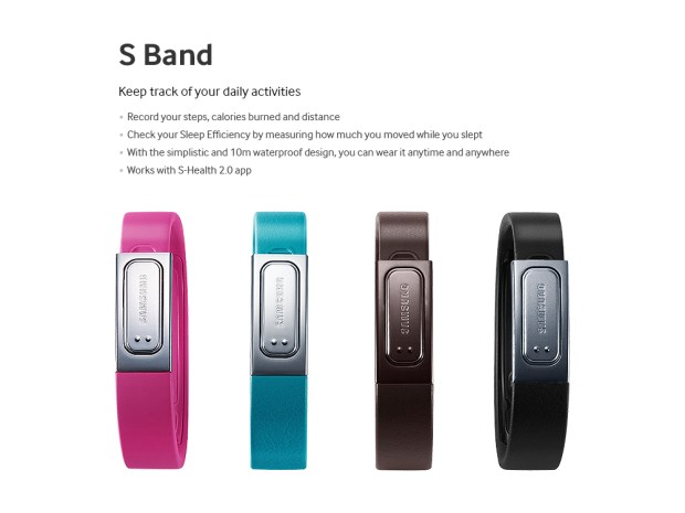 S Band