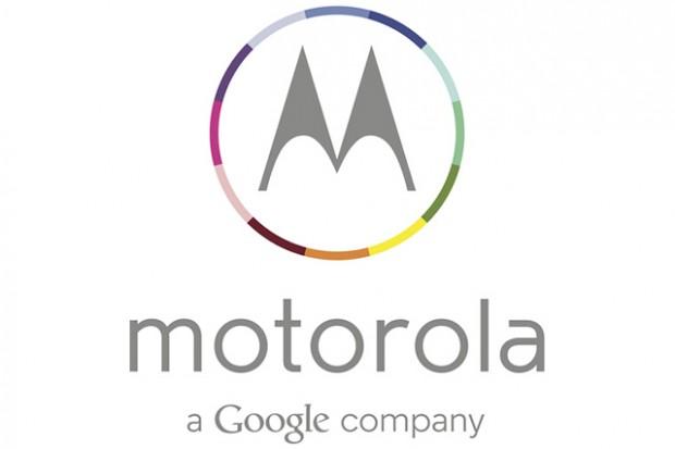 Nuevo logo de Motorola con acento Google