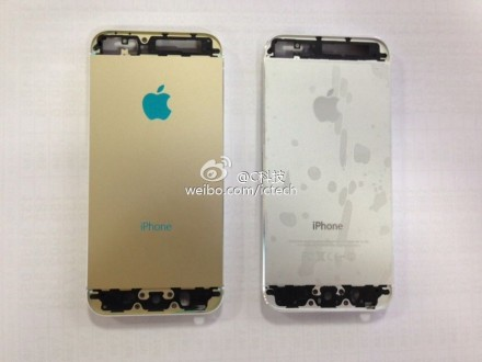 iPhone 5S colores